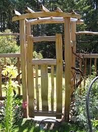 Small Picture Best 25 Arbors Garden Gates Design Wood Project Wood garden