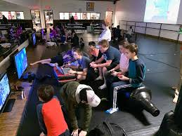 Teen Video Game Party With Live DJ — Reveal Martial Arts: Award Winning  Karate Program for Kids, Teens and Adults