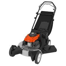 self propelled commercial lawn mower. turf beast brush 208cc 26-in self-propelled push commercial /residential self propelled lawn mower