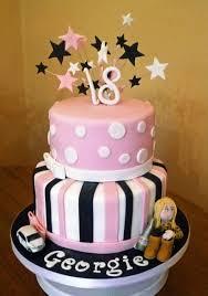 18th Birthday Cake Decorating Ideas Girls Cakes Protoblogr Design