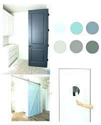 paint finish for interior doors best