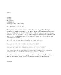 Cover Letter For Consultancy Proposal