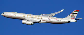 Airbus A340 500 Seating Chart Seat Map Airbus A340 500 Etihad Airways Best Seats In The Plane