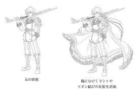 ゲームイラストから学ぶ2つのキャラクターデザインのコツ いちあっぷ