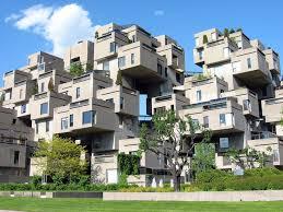 Habitat 67, Montreal - Canada, Safdie Architects