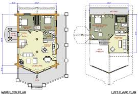 cabin floor plans. Medium-Log-cabin-plans-6 Cabin Floor Plans O