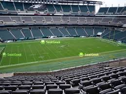 Lincoln Financial Field Interactive Concert Seating Chart Lincoln Financial Field Seating Chart Seatgeek