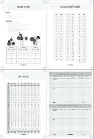 Rogue Fitness Wod Journal Template Crossfit Flybymedia Co