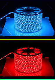 Plug And Play Outside Lights Fanlive 50m Meter Waterproof 220v 230v 240v 5050 Flexible