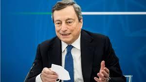 """Draghi: """"Dopo Pasqua riapriamo le scuole in zona rossa fino alla prima  media"""""""