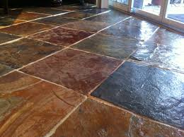 Slate Kitchen Floor Tiles Tips On Sealing Natural Slate Tile Flooring
