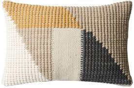 Randa Indoor/Outdoor Pillow, Taupe