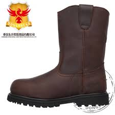 10inch Nubuck Oiled Leather Oil Resistant Ruffneck St Work Safety Goodyear Boot Buy Nubuck Safety Goodyear Boot Oil Resistant Goodyear Boot 10inch