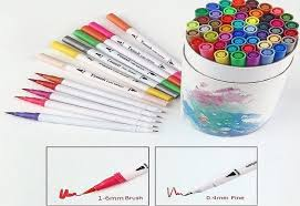 Caliart Markers 100 Color Chart Top 10 Best Art Markers Reviews For Beginners And
