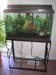 fish tank stand design ideas office aquarium. Metal Aquarium Stand For 30 Gallon Fish Tank Design Ideas Office
