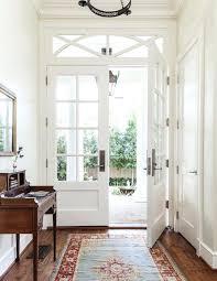 white double front door. Black Double Front Doors Door With No Sidelights Composite . White