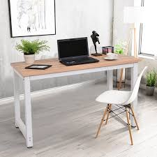 Home office furniture walmart Design Ideas Costway Wood Computer Desk Pc Laptop Table Study Workstation Home Office Furniture Walmart Costway Wood Computer Desk Pc Laptop Table Study Workstation