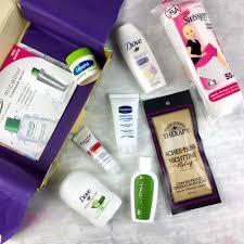 walmart beauty box fall 2016 subscription box review o subscription