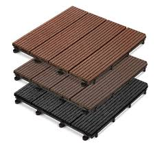 the uk s 5 best composite decking tiles