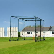 Image result for outdoor cricket nets SCENE