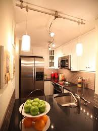 kitchen with track lighting. Wonderful Track Track Pendant Lighting Design For Comfort Pertaining To  Kitchen With