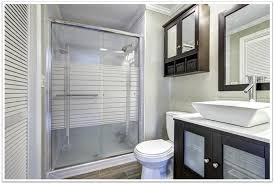although there are diffe types of glass for shower doors the international residential code requires residents to use safety glass in the shower area