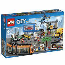 LEGO City Stadtzentrum (60097) günstig kaufen
