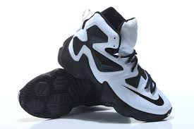 lebron james shoes 13 black. cheap nike lebron james 13 panda black/white shoes men lebron black w