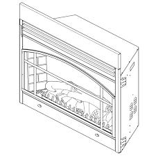 desa international fireplace doors gas parts log