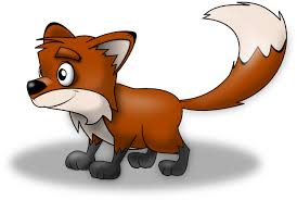 Image result for free clip art fox