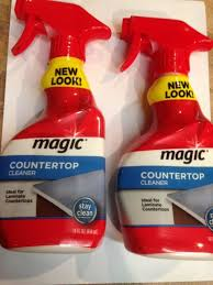 2 pack countertop magic solid surface cleaner corian
