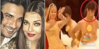You can also upload and share. Viral Video When Sushant Singh Rajput Was A Background Dancer For Aishwarya Rai Malayalam News Indiaglitz Com