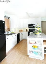 white kitchens with black appliances. White Kitchen With Appliances Black Paint For Cabinets . Kitchens