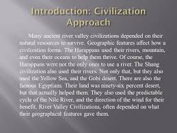introductions conclusions many ancient river valley  many ancient river valley civilizations depended on their natural resources to survive