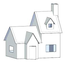 Printable House Printable Houses 7 Printable Gingerbread House