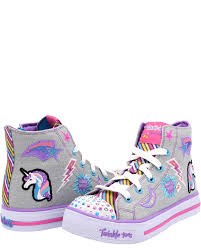 Skechers Light Up Unicorn Shoes Keep Those Fun Emojis Flowing Free With The Skechers Twinkle