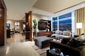 Las Vegas 2 Bedroom Suites Aria Sky Suites 2060 Square Foot 2 Bedroom Penthouse Suite Is