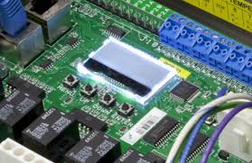 electrical controls microprocessor based system controller