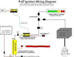 andy steere s p 47 page ignition system wiring diagram