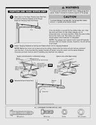 extension for garage door opener new chamberlain garage door opener manual