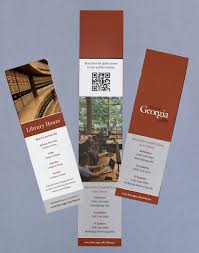 Library Hours Bookmark Library Bookmark Ideas Bookmarks