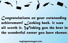 Graduation Wishes Quotes Enchanting Graduation Wishes And Messages Congratulations Quotes For Graduate