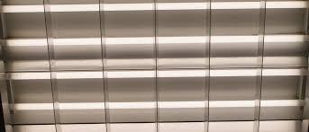 Fluorescent Light Panel Replacement