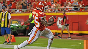 Kansas City Chiefs Depth Chart Darwin Thompson Fantasy Value Could Explode After Passing