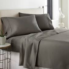Hotel Luxury Bed Sheets Set 1800 Series Platinum Collection Deep