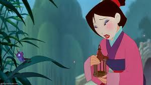 uh i ve got a ha and it s a boy s too fa mulan fa mulan four color princesses by dee emm elms