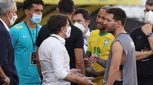 """الصحف الرياضية: مباراة البرازيل والأرجنتين """"الأكثر غرابة في التاريخ""""..  و""""أوكسجين للمنتخب الإسباني"""""""