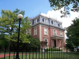 Second Empire Style Missouri Governor s Mansion – St Louis Patina