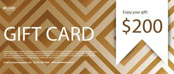 Customized Gift Certificates How To Use Printed Gift Cards In Your Holiday Marketing Strategy