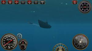 silent depth 3d submarine simulation screenshot
